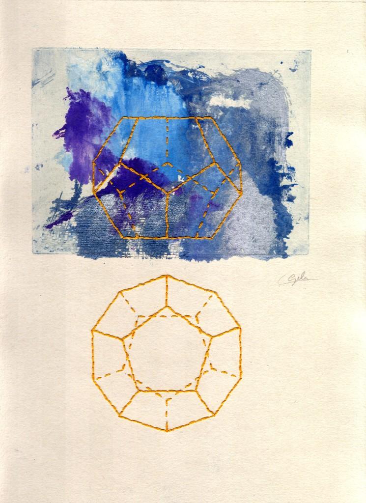 Dodecaedro. Carmen Gila