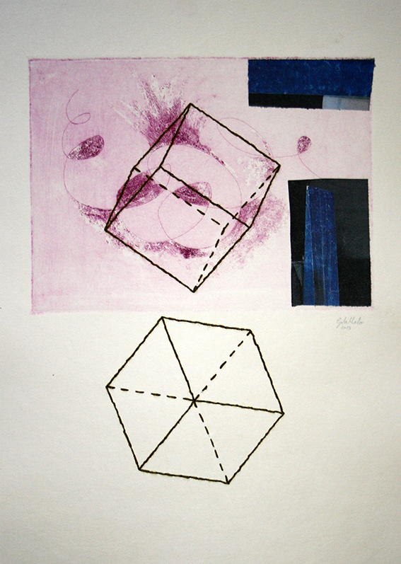 Hexaedro. Carmen Gila
