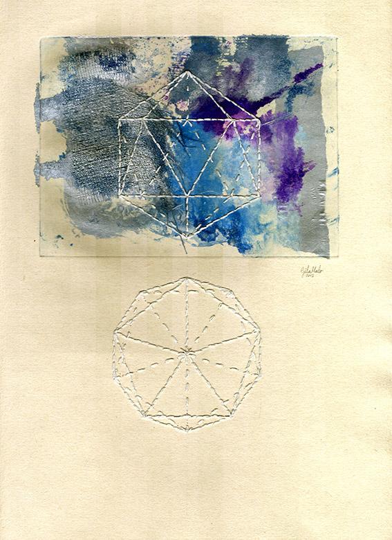 Icosaedro. Carmen Gila